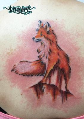 Abstraktní liška